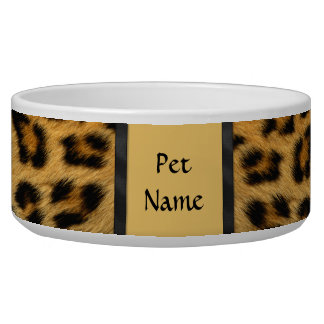 Posh Pet  Leopard Pattern - Customize