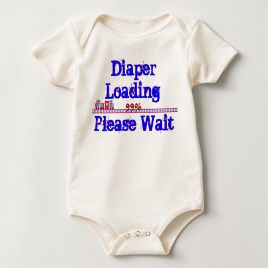 PoshB'Gosh Baby Baby Bodysuit