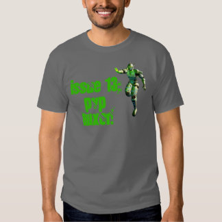 posi, Issue 13:PVPSUXOR! Shirts