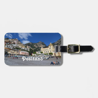 Positano Beach Luggage Tag