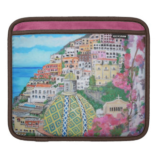 Positano -  iPad pad Horizontal iPad Sleeve