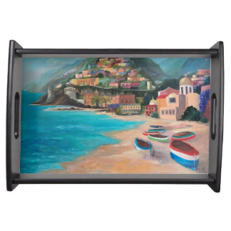 Positano Serving Tray