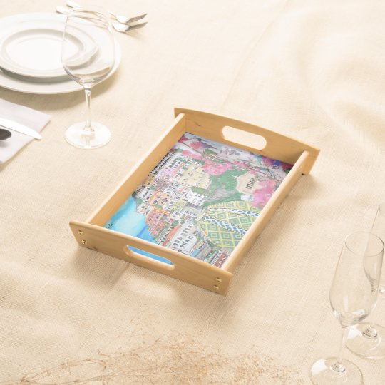 Positano, Small Serving Tray