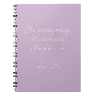 Positive Affirmation Journal