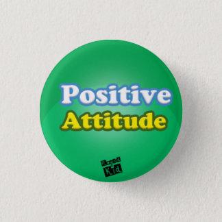 Positive Attitude button