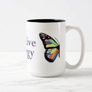 Positive Energy Butterfly Mug 2