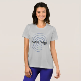 Positive Energy Tee Shirt by Inspire Train Fit