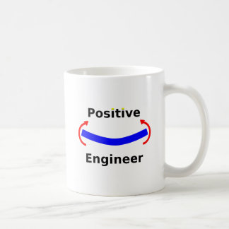 Positive Engineer Coffee Mug
