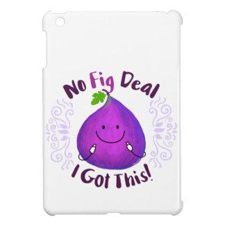 Positive Fig Pun - No Fig Deal I got this iPad Mini Case