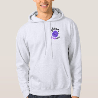 Positive Grape Pun - Achieve Grapeness Hoodie