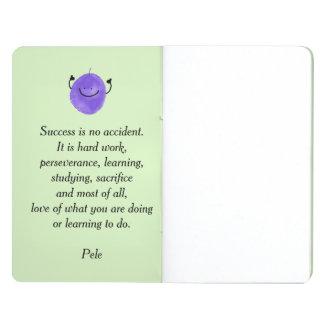 Positive Grape Pun - Achieve Grapeness Journal