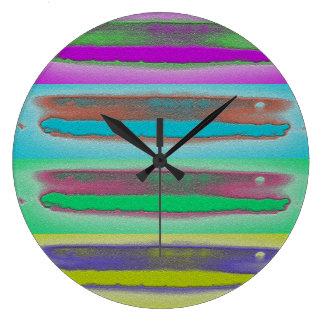Positive Large Clock