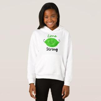 Positive Lime Pun - Lime Strong