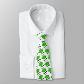 Positive Lime Pun - Lime Strong Tie
