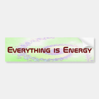 Positive Message Bumper Sticker
