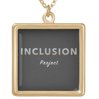 Positive Message Necklace - The Inclusion Project