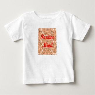 Positive Mind Baby T-Shirt