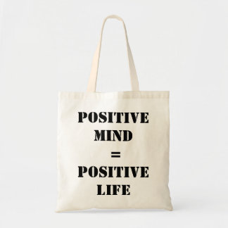 Positive Mind Equals Positive Life Inspirational
