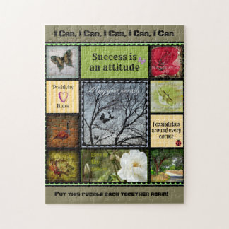 Positive n Uplifting Puzzles