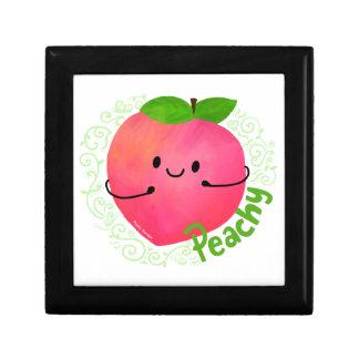 Positive Peach Pun - Peachy Gift Box