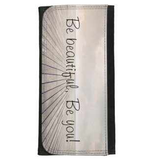 Positive quote wallet