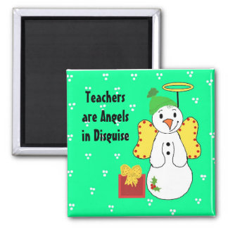 Positive Teacher Message Magnet