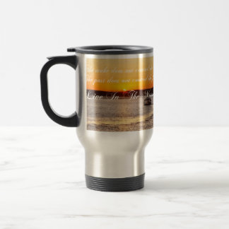 Positive Thinking Affirmation Travel Mug