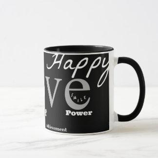 Positive Thinking Love Mug