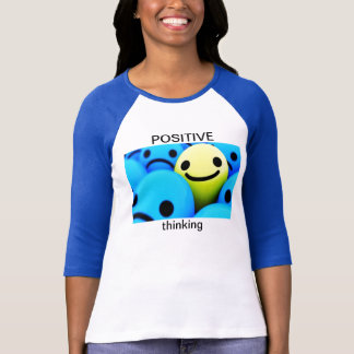 Positive thinking T-shirt