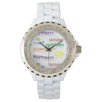 Positive Thoughts Watch
