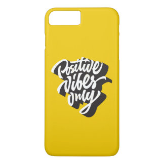 Positive Vibes Only iPhone 8 Plus/7 Plus Case