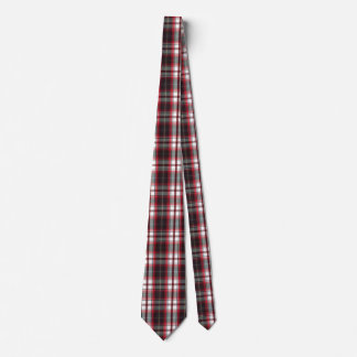 Positively Plaid Tie