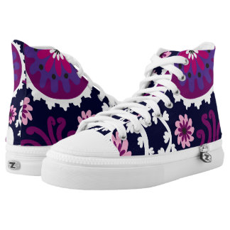 Positively Purple High Tops
