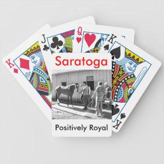 Positively Royal at Horse Haven Poker Deck