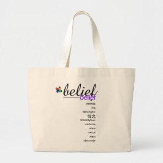PositivEnergy Belief Tote Bags