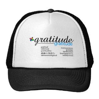 PositivEnergy Gratitude Hat
