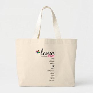 PositivEnergy Love Tote Bags