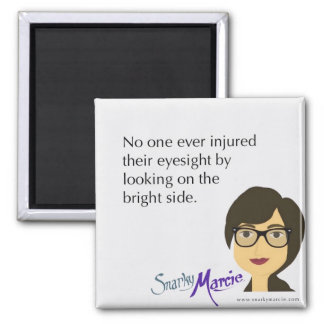 Positivity Humor Magnet