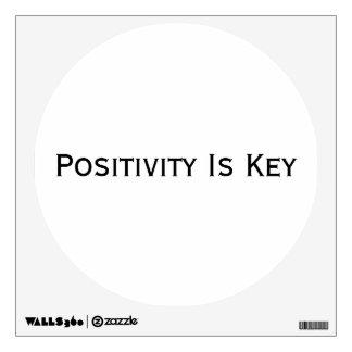 Positivity Wall Decal