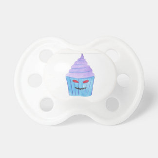 Possessed Cupcake Pacifier