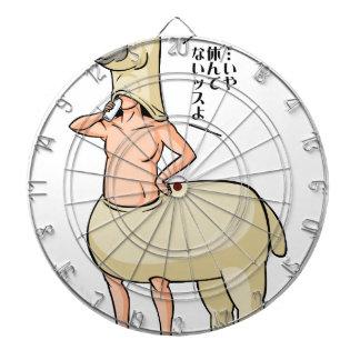 Possibility English story Nasu of alpaca Plateau Dartboard