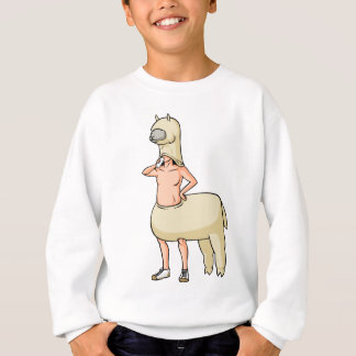 Possibility English story Nasu of alpaca Plateau Sweatshirt