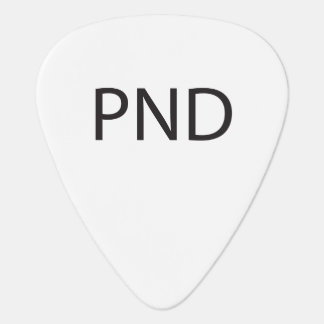 Possibly Not Definitely ai Guitar Pick
