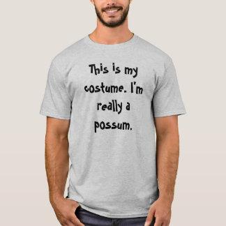 Possum Costume T-Shirt