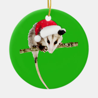 Possum ornament
