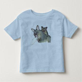 Possums boy toddler t-shirt
