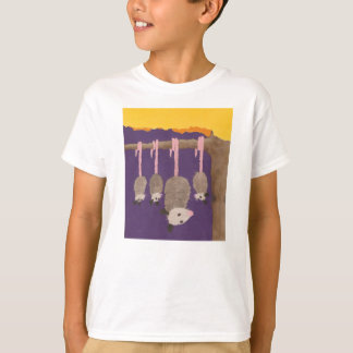 """Possums"" child's T-shirt"