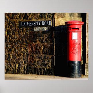 Post Box Poster