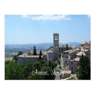 Post Card--Assisi Postcard