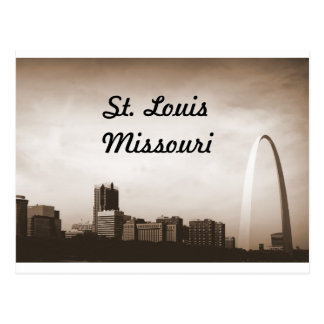 Post Card of The Arch